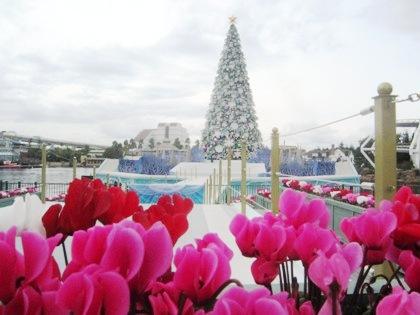 クリスマスツリー ユニバーサル・ワンダー・クリスマス