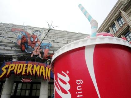 スパイダーマン ニューヨーク・エリア
