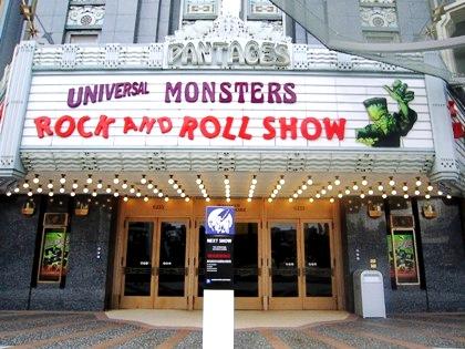 USJのモンスターショー ユニバーサル・モンスター・ライブ・ロックンロール・ショー