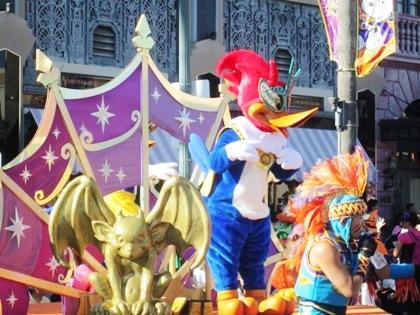 ウッドペッカー パレード・デ・カーニバル USJ