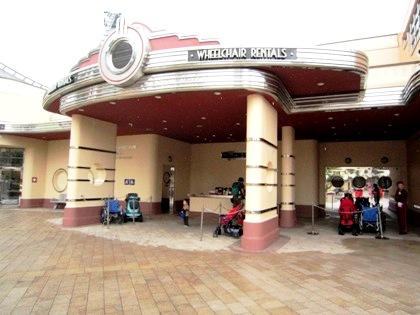 wheeichair-rentals ベビーカー・車椅子のレンタル