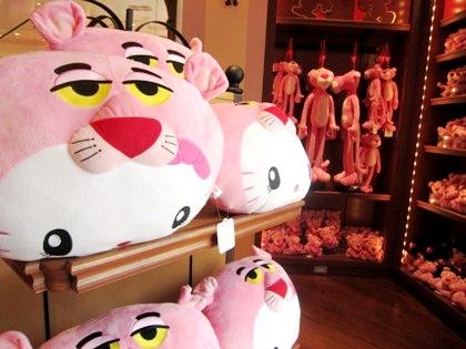 ピンクパンサーのお店