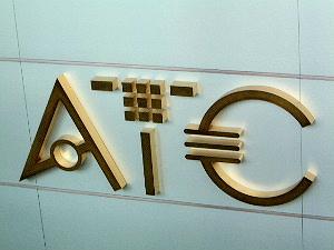 ATCのロゴ