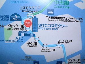 ATC周辺地図