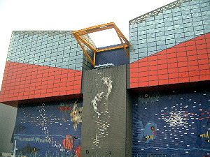 海遊館 天保山の歴史