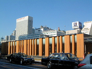 京阪大江橋駅