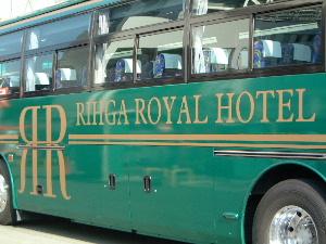 リーガロイヤルホテル大阪 シャトルバス
