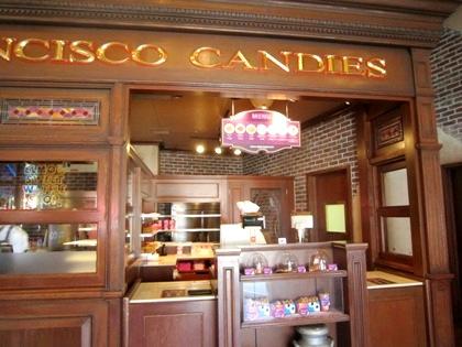 サンフランシスコ・キャンディーズ USJのワッフル