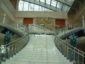 ホテル京阪ユニバーサル・タワーの階段